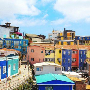 Čilė. Valparaisas.