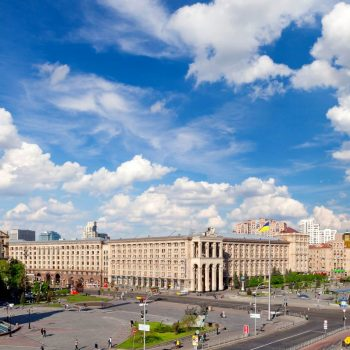 Maidano aikštė Kijeve. Istorinė kelionė LDK pėdsakais Kijeve su apsilankymu Černobylyje